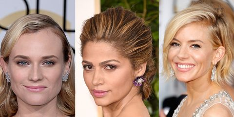 Hair, Head, Ear, Hairstyle, Skin, Event, Forehead, Eyelash, Eyebrow, Earrings,