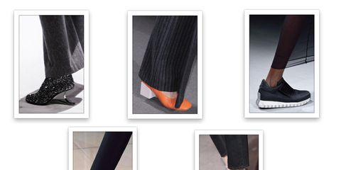 de1ac06933f11 Scarpe autunno inverno 2016-2017  dalle scarpe stringate e di design alle  classiche e sempre sexy décolletées copia i trend delle sfilate sfogliando  in ...