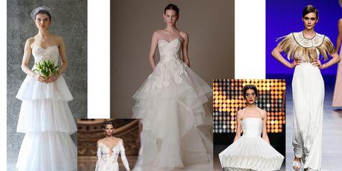 Dalle collezioni 2016: i 101 abiti da sposa più belli e originali scelti dalla redazione