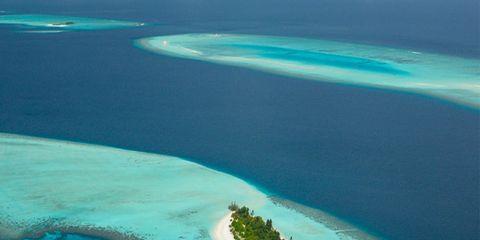 Viaggi di nozze: l'ultimo lusso per gli sposi è l'isola privata....destinazione Maldive