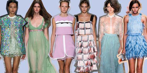e457a527d5c1 Siete alla ricerca del vestito da cerimonia perfetto per il matrimonio  della vostra migliore amica  Dalle sfilate primavera estate 2015 una  selezione di ...