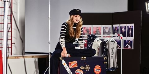 Cap, Bag, Fashion, Luggage and bags, Ladder, Street fashion, Fashion design, Beanie, Shoulder bag,