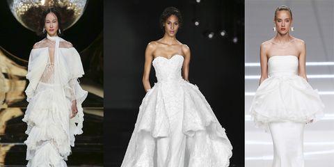 71f361c787b5 Guarda gli abiti da sposa più belli presentati a Barcellona. Di Giovanni  Battista Sparacio. 26 09 2016. image