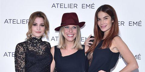 """5412166537ef Atelier Eme  presenta la nuova linea """"Atelier Eme  party"""" cocktail  all interno del nuovo flagship store di Milano nella centralissima via  Manzoni 17."""