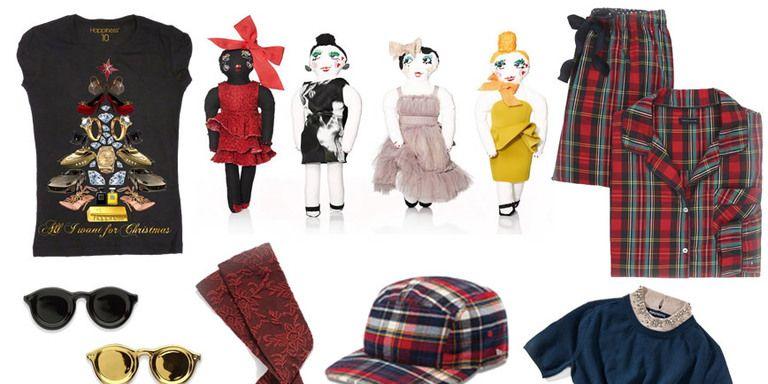 Natale 2013: cappelli, sciarpe guanti, piccola pelletteria, spille e agende…