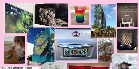 Purple, Collage, Advertising, Graphic design, Graphics, Symbol,