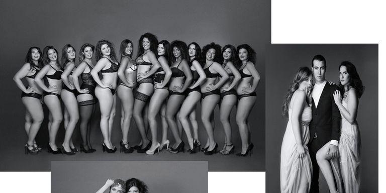 Calendario Donne Formose.Curvy Calendario Beautifulcurvy 2015