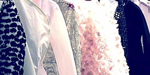 Textile, Collar, Fashion, Fashion design, Embellishment, Clothes hanger, Pattern, Nightwear,