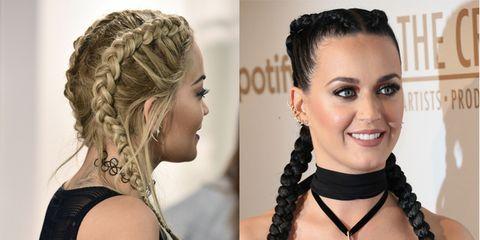 Hair, Head, Ear, Hairstyle, Earrings, Style, Eyelash, Fashion accessory, Beauty, Hair accessory,