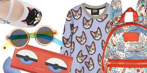 Dalla felpa con i gatti ai décolleté pastello una lista di vestiti e accessori must have di questa primavera estate 2014