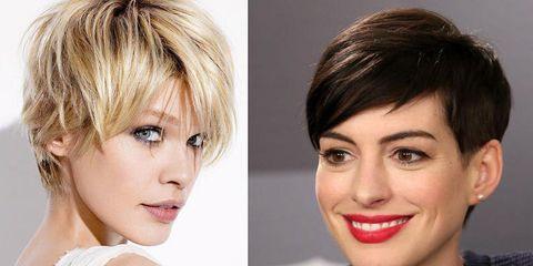 2bbbe5fa2 image. via Pinterest. Ecco 100 immagini di tagli capelli corti ...