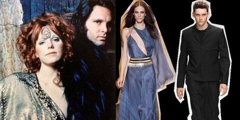 Human, People, Hairstyle, Formal wear, Fashion, Youth, Blazer, Black hair, Jewellery, Fashion model,