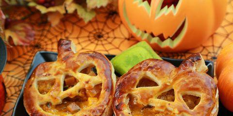 10 Ricette con la zucca per Halloween dolci e salate