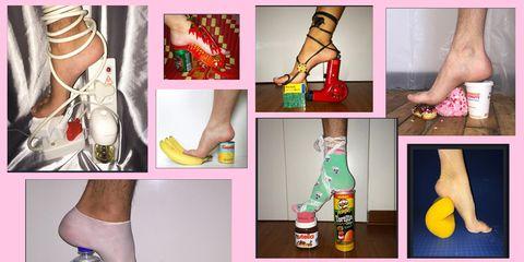 """Feticisti di """"scarpe"""" col tacco ? #heelconcepts è il nuovo folle hashtag che dovete assolutamente seguire"""