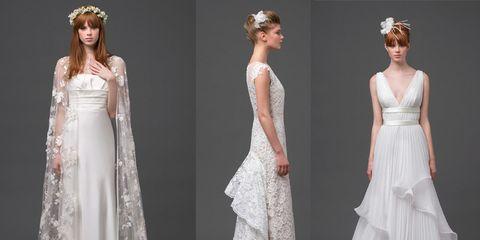 reputable site 9636c bc254 Alberta Ferretti presenta la nuova collezione sposa 2015
