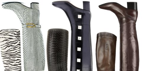 Brown, Product, Boot, Riding boot, Grey, Liver, Knee-high boot, Leather, Synthetic rubber, Kitchen utensil,