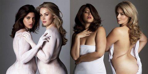 Curvy: il libro Curves di Victoria Janashvili. Un libro fotografico sulla bellezza delle donne curvy