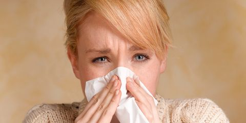 Influenza e dolori muscolari