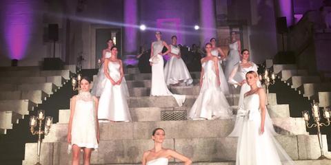 Tendenze sposa alla bridal week milanese: il romanticismo alla Kate Middleton