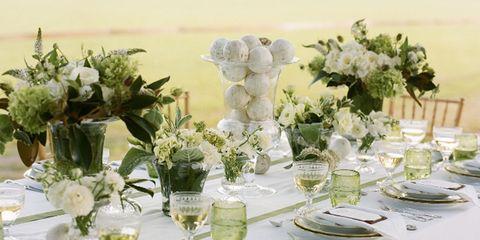 Addobbi Floreali Matrimonio Rustico : 25 allestimenti per la tavola del matrimonio
