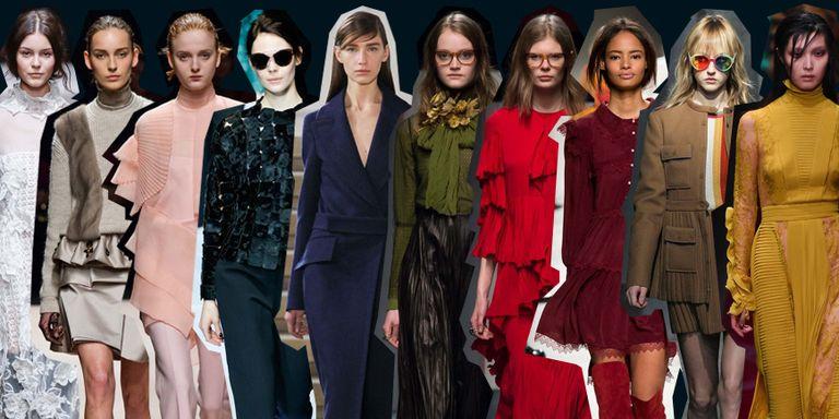 10 colori moda per l'autunno inverno 2015 2016