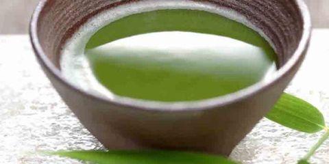 """Matcha: non solo tè. Anche caffè e cappuccino in versione """"green"""""""