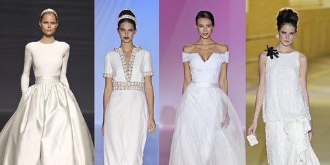 Sleeve, Shoulder, Dress, Gown, White, Formal wear, Style, One-piece garment, Fashion model, Fashion,