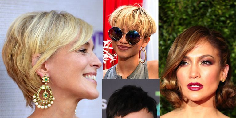 Tagli di capelli da star