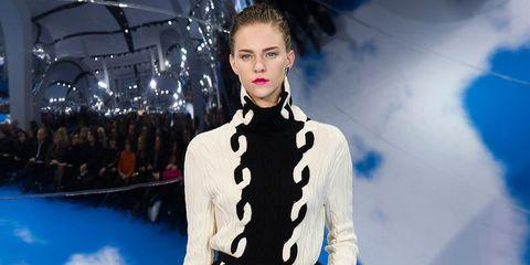 016960dc03f71e Il Combo Fashion Game della settimana punta sul bianco e sul nero, tendenza  colore che in questo autunno inverno 2013-14 torna alla ribalta sulle  passerelle ...