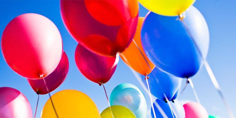 Come gonfiare i palloncini per farli volare senza elio ...