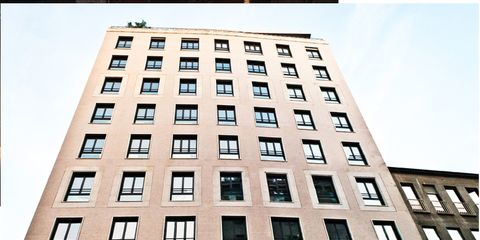 Daytime, Window, Architecture, Facade, Property, Urban area, Real estate, Building, Apartment, Line,