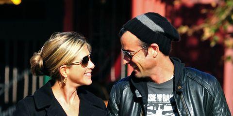 Jennifer Aniston sposa in gran segreto Justin Theroux