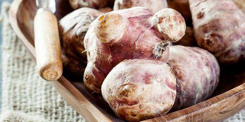 Root vegetable, Local food, Ingredient, Whole food, Produce, Natural foods, Vegetable, Purple, Tuber, Vegan nutrition,