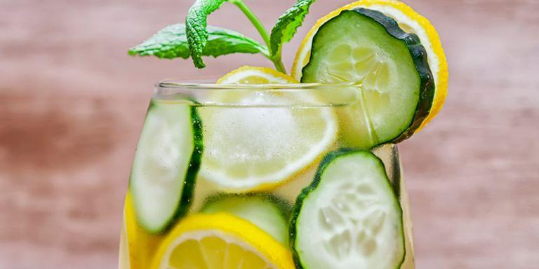 bevanda del cetriolo di perdita di peso