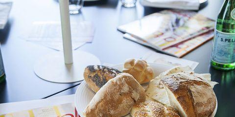 Food, Cuisine, Table, Ingredient, Dish, Bread, Plate, Dishware, Tableware, Meal,