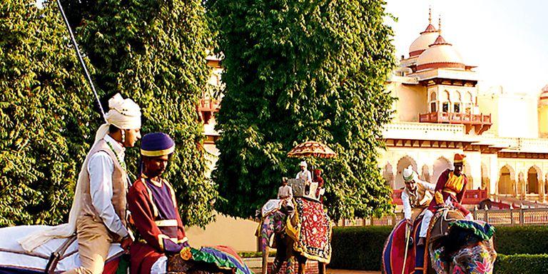 Agganciare a Jaipur