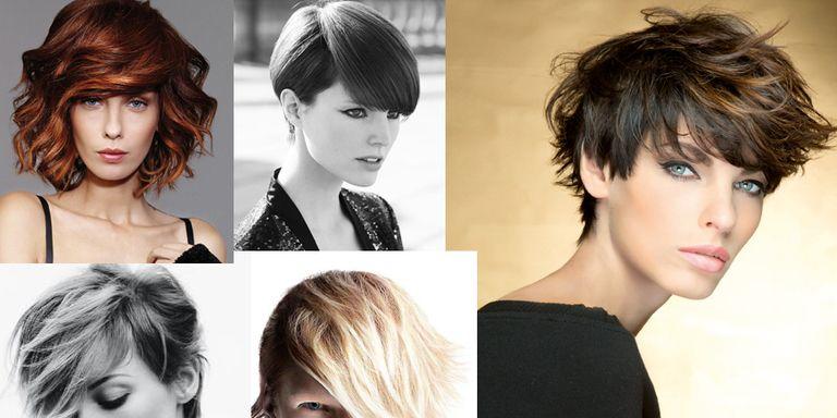 Tagli di capelli per l'autunno