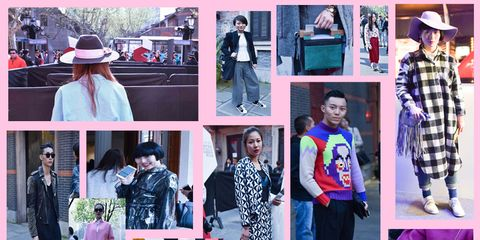Shanghai Fashion Week: the best of street style