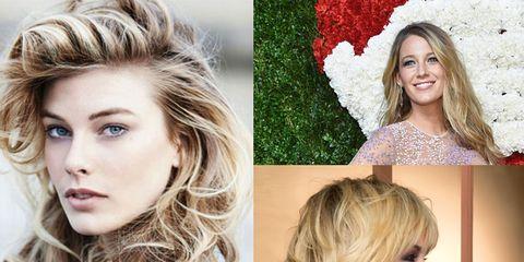 Si fa presto a dire biondo  si perchè nella scelta del colore di capelli più  adatto faa74113788f