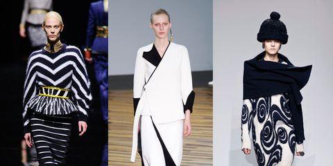 La nuova stagione della moda si apre sotto il segno dei contrasti cromatici  netti e definiti. Anche per questo autunno-inverno 2014-2015 ... bb71b74120c