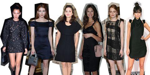 7348ce072cda image. Getty Images. Tutte pazze per il tubino nero. La star del guardaroba  femminile ...