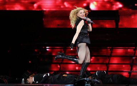 Entertainment, Music artist, Pop music, Music venue, Performance, Thigh, Singer, Stage, Public event, Performance art,