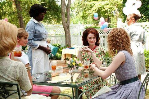 Human, Plant, Petal, Garden, Sharing, Outdoor furniture, Spring, Bouquet, Outdoor table, Floristry,