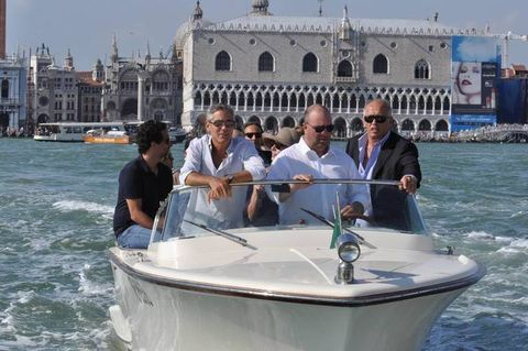 People, Water, Tourism, Watercraft, Waterway, Boat, Sunglasses, Travel, Naval architecture, Boating,
