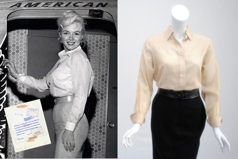 Collar, Dress shirt, Sleeve, Standing, Formal wear, Style, Waist, Fashion, Pattern, Blazer,