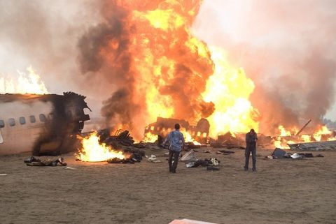 Event, Fire, Pollution, Heat, Flame, Smoke, Gas, Emergency, Explosion,