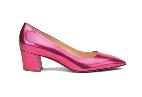 Footwear, Brown, Magenta, Pink, Purple, Tan, Beauty, Maroon, Beige, Close-up,