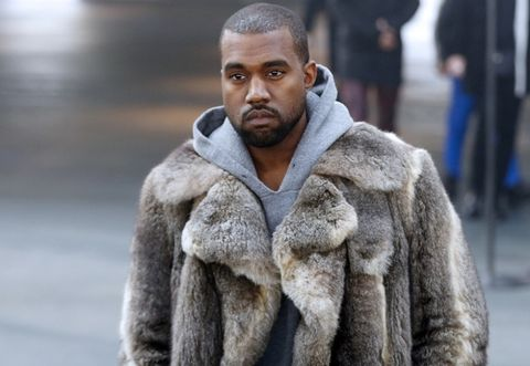 Textile, Outerwear, Fur clothing, Street fashion, Natural material, Winter, Wool, Grey, Jacket, Animal product,