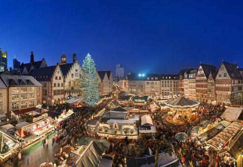 Mercatino di Natale di Francoforte