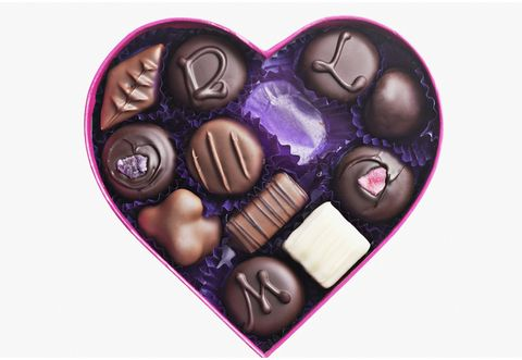 Giri choco, Brown, Sweetness, Purple, Cuisine, Food, Dessert, Ingredient, Confectionery, Violet,